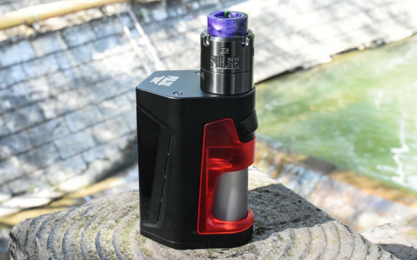 Pulse Dual Kit Squonker