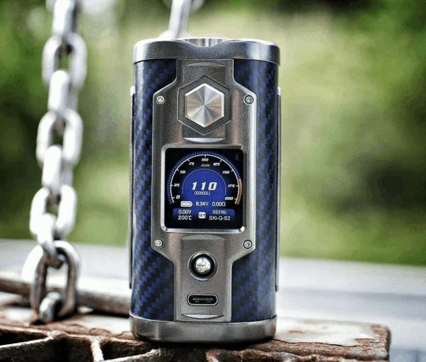 Best Vape Mod –SX Mini G-Class