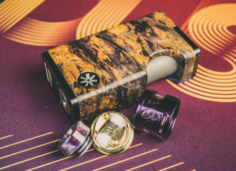 best unregulated squonk mod-1
