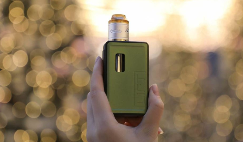 best unregulated squonk mod