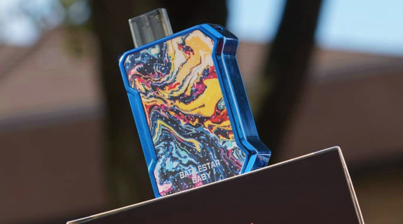 Smoant Battlestar Baby Review