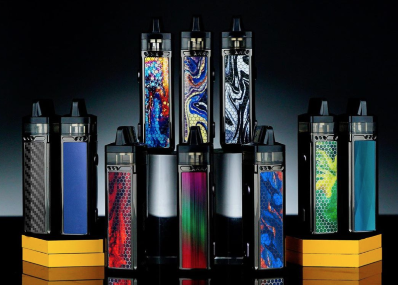 VooPoo VINCI 40W Pod Review