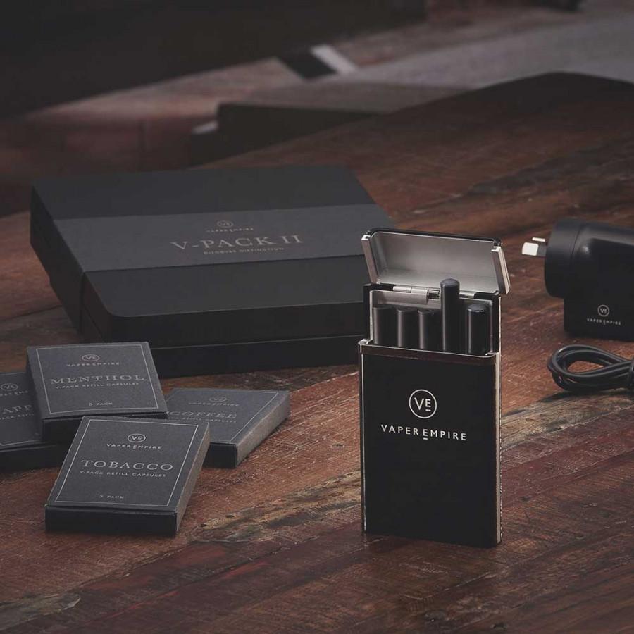 The Lost Art of the Classic E-Cigarette Kit