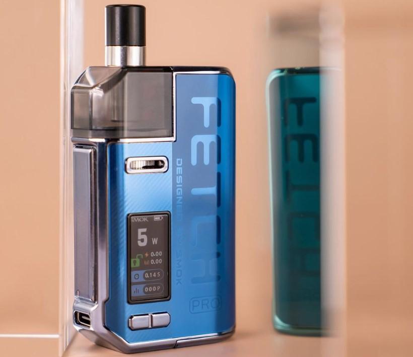 SMOK FETCH PRO Blue