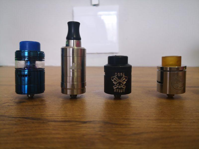 Clone Vapes Lineup