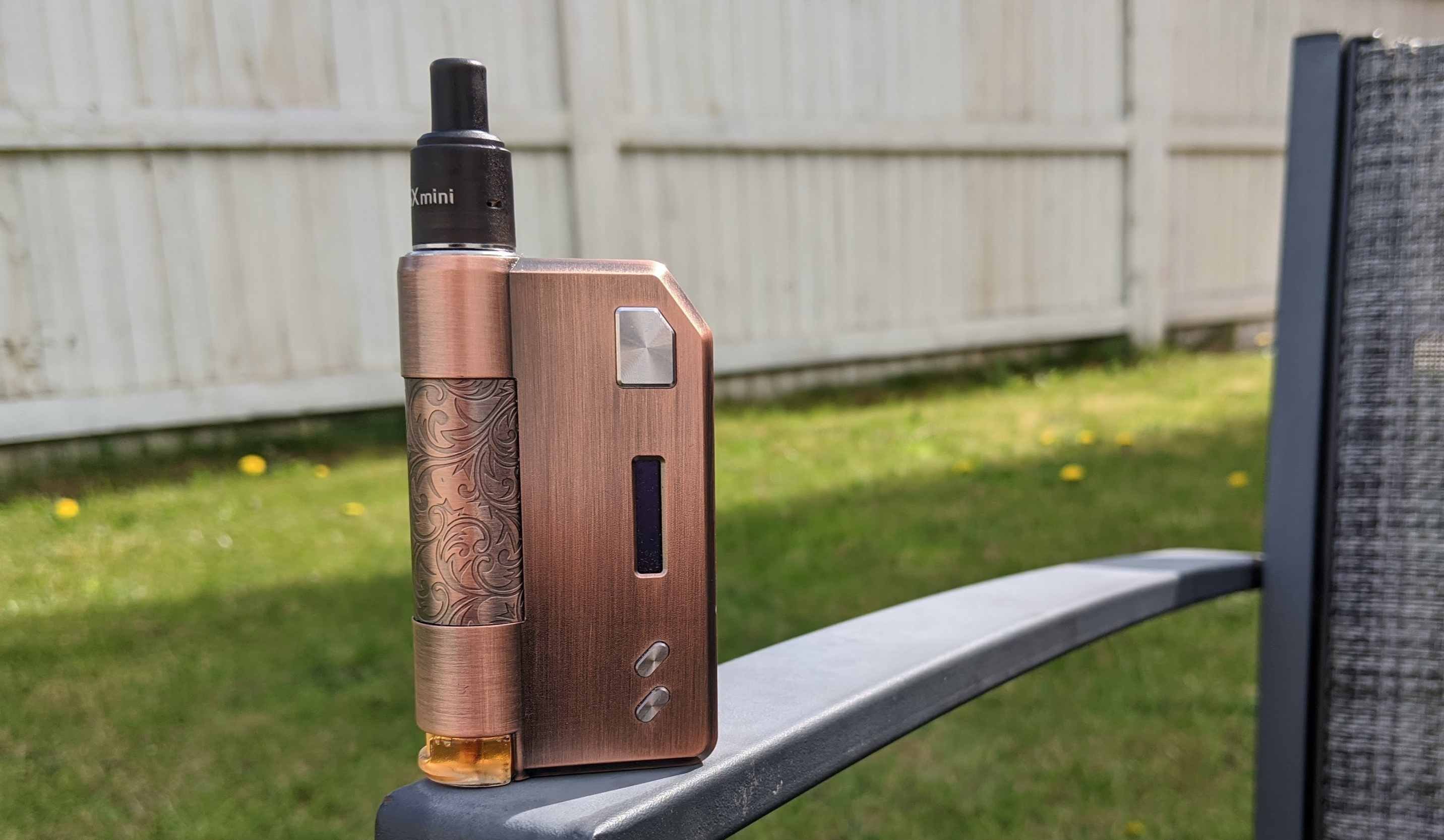 The Perfect AIO Vape? SX Auto Squonk Review – The YiHi Masterclass…