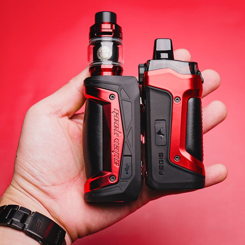 Geekvape Aegis Boost Plus Review: A First Look