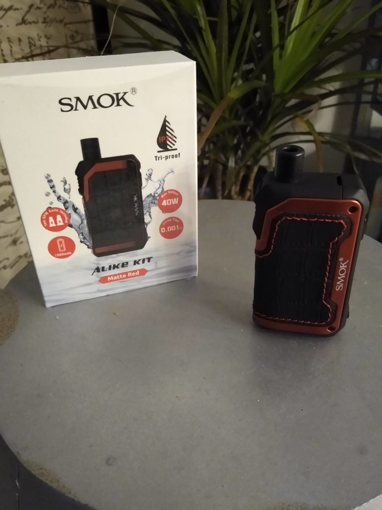 Smok ALIKE Pod Mod Kit: Does Geekvape Have Something To Worry About?