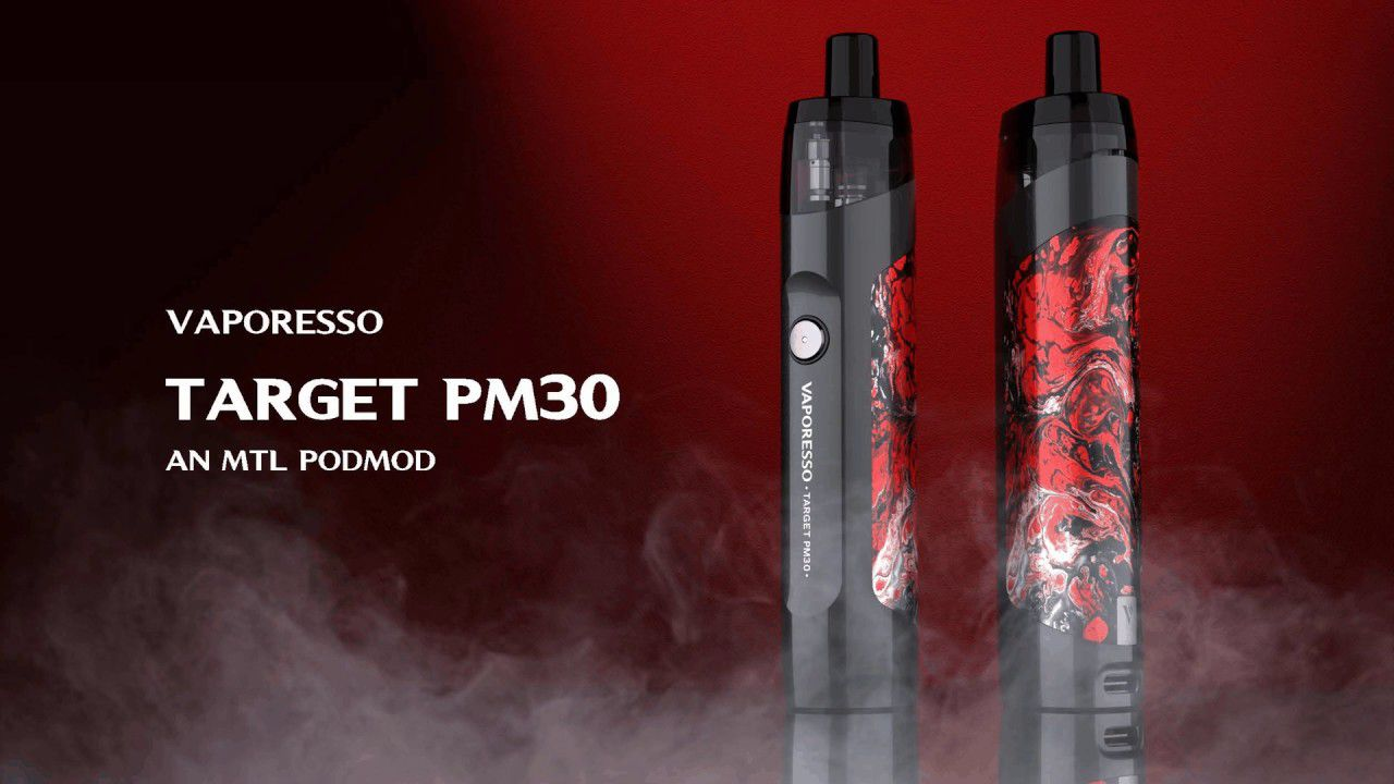 Vaporesso Target PM30: The Pod Mod Of The Year?