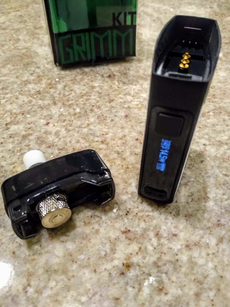 Throwback Review: The HellVape GRIMM Kit