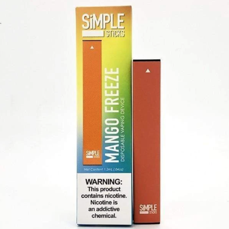 Simple Sticks Disposable Vapes