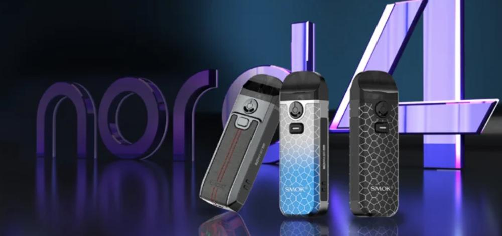 SMOK Nord 4 Kit Preview