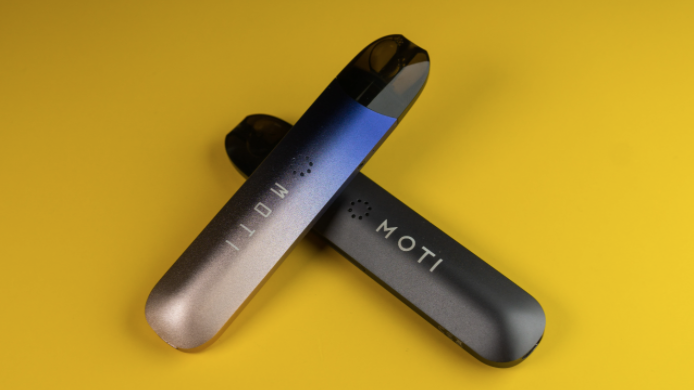 MOTI S-Lite Pod Review: Better Than JUUL & RELX Combined