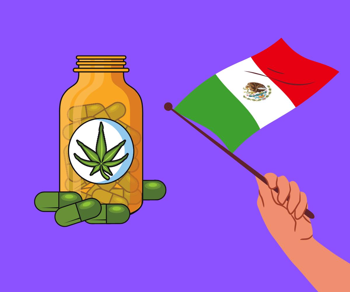 CBD Oil Legal In Mexico