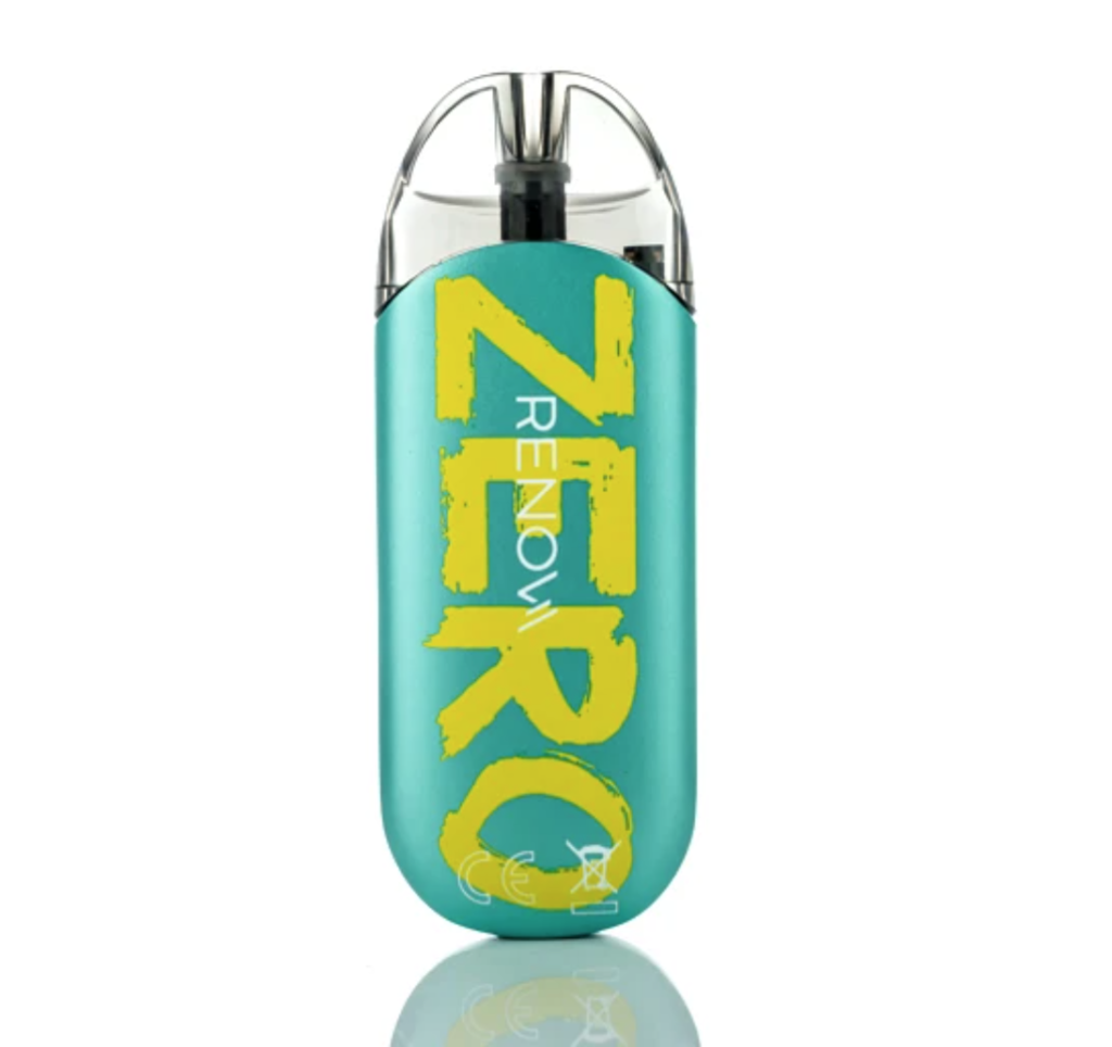 """The Foger ZERO is a Refillable """"Disposable"""" Vape Designed By Vaporesso"""