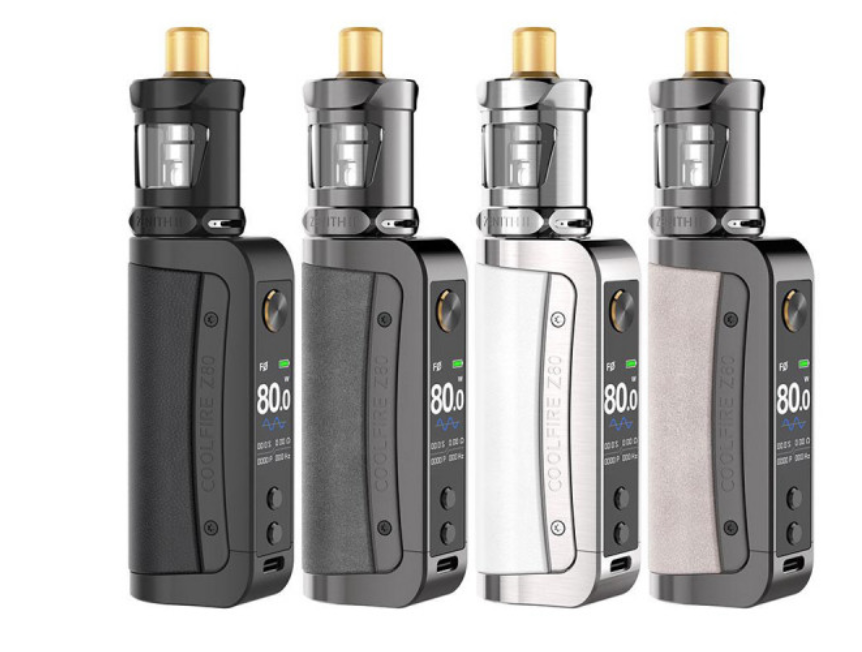 Innokin Z80 Coolfire Kit Just Reinvented Power Delivery…