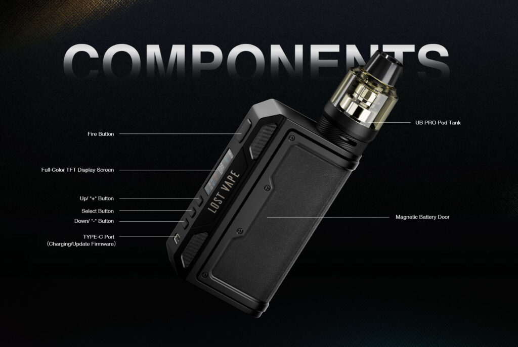 Lost Vape Thelema Quest PREVIEW: The New Affordable Version Of The DNA Beast!