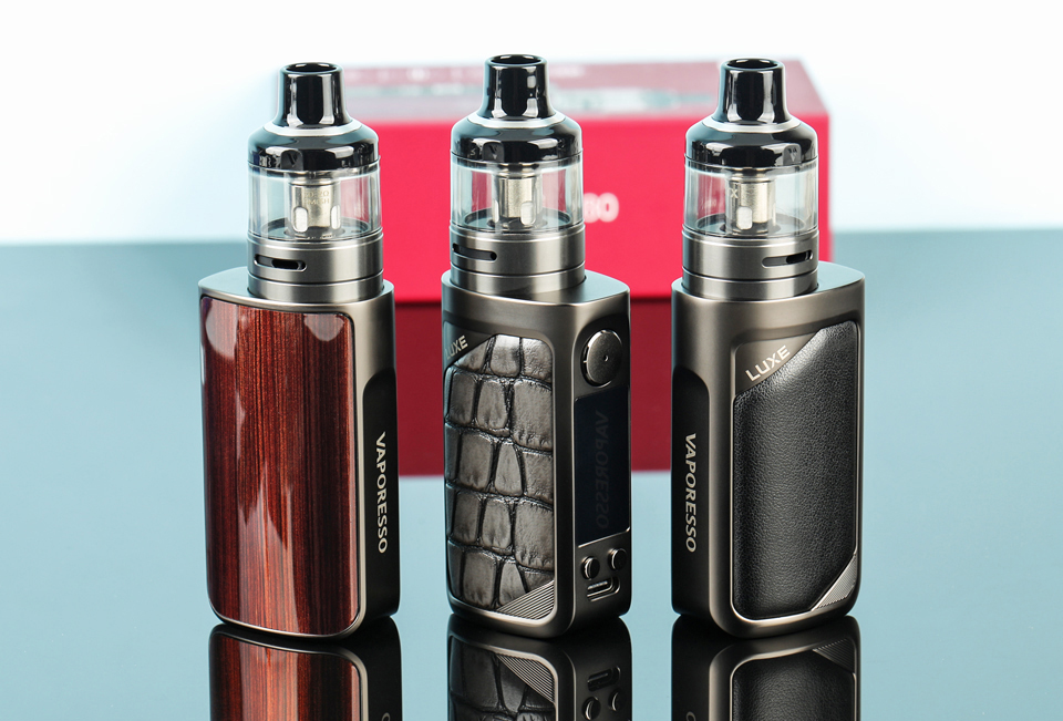 Vaporesso LUXE 80 & LUXE 80S Starter Kit Review: Elegant Quality And Functionality