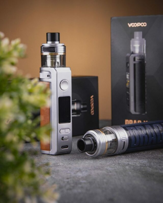 Voopoo Drag XS Pro Review
