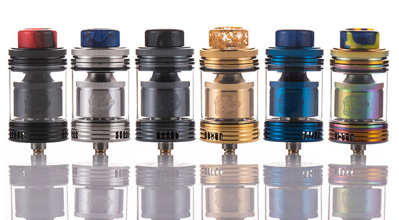 Wotofo Troll X RTA Review: A 2021 Update To The Legendary Classic!